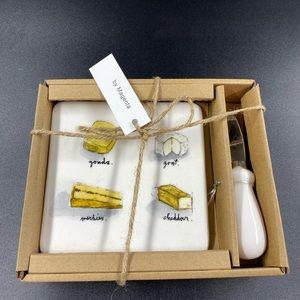 Rae Dunn Mini Cheese Board